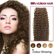 Cheap tape hair extensions curly online remy hair extensions in 16 inches ash brown 8 20pcs curly tape in human hair extensions pmusecretfo Images